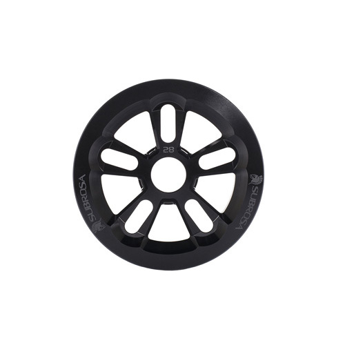 Subrosa Magnum Bash Sprocket, 25T Black