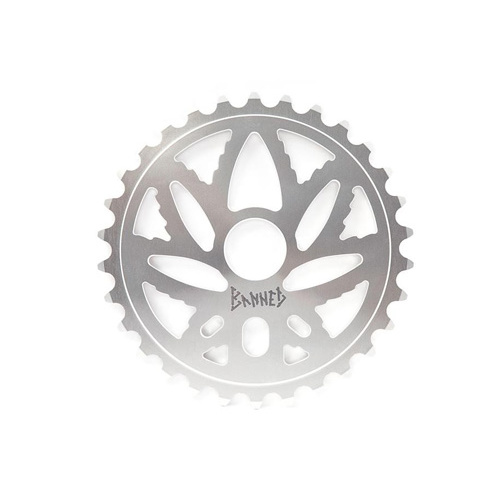Banned Budsaw Sprocket, 25T Polished