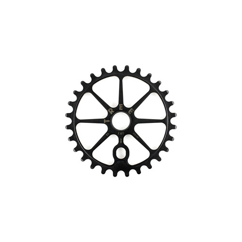 Tree Chro-Mo HT Bolt Drive Sprocket, 28T Black - Version 2