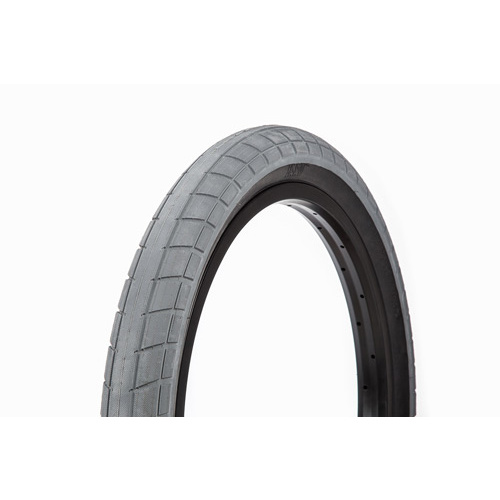 "BSD Donnasqueak Tyre, 2.25"" Grey W/Black Walls"