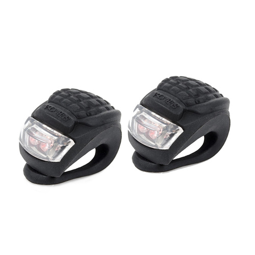 Subrosa Combat Front and Rear Light Kit, Black