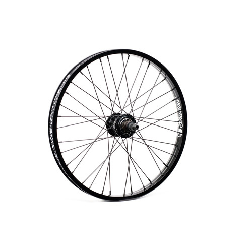 Shadow Raptor Freecoaster Complete Wheel, Black LHD