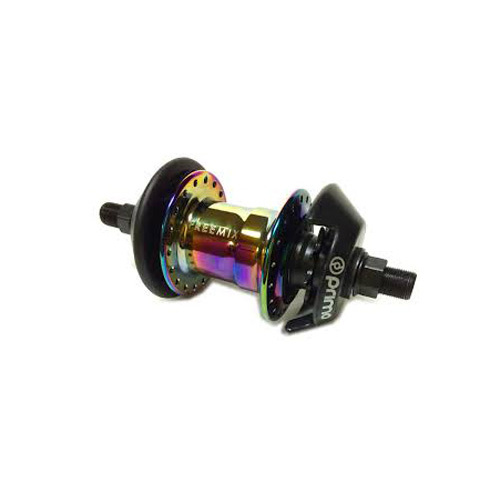 Primo Freemix Freecoaster Hub and Guards, Oil Slick LHD