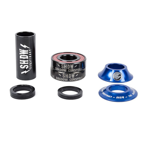 Shadow Stacked 22mm Mid BB, Perma Blue *Sale Item*