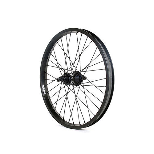 Fly Trebol 2 Rear Wheel, Black LHD