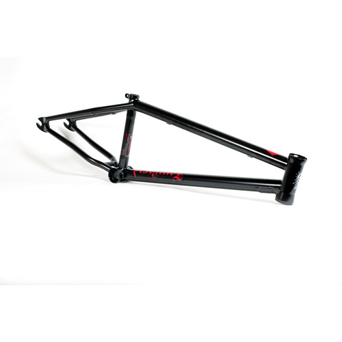 "Tempered Night Child Frame 21"", Ed Black"