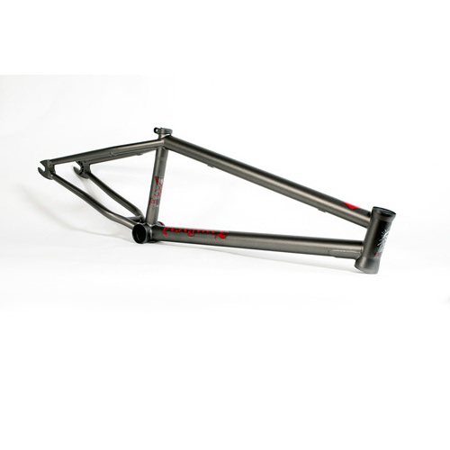 "Tempered Night Child Frame 21"", Jerry Grey Matter"