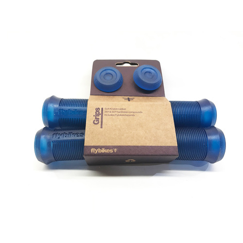 Fly Devon Grips, Clear Dark Blue
