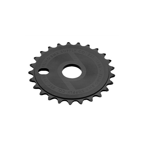 Primo Solid Sprocket, 25T Black
