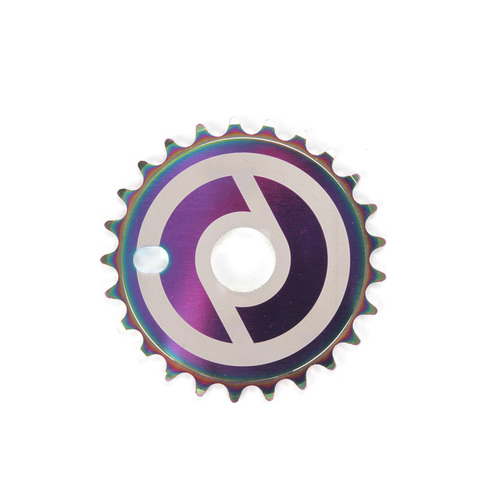 Primo Solid Sprocket, 25T Oil Slick