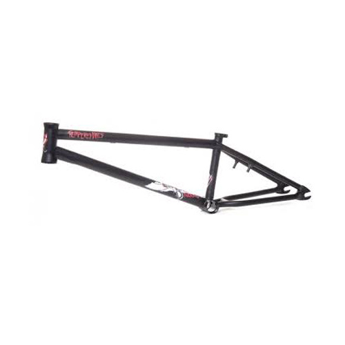 "Tempered Treason Frame 20.6"" Matte Black *Sale Item*"