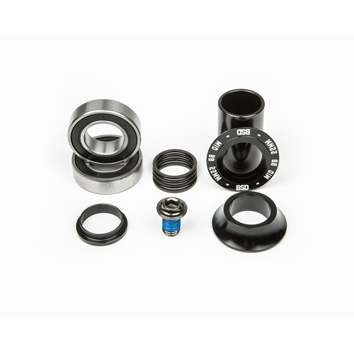 BSD Substance 19mm Mid BB, Black. *Sale Item*