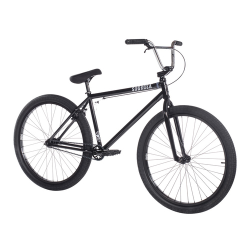 "Subrosa 2018 Salvador 26"" Complete Bike Gloss Black"