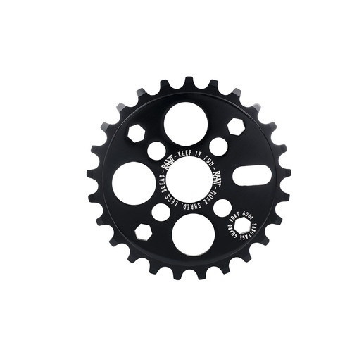 Rant Ikon Sprocket, 25t Black
