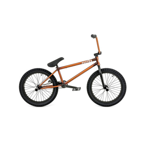 "Fly 2018 Proton Complete Bike 21""TT, Freecoaster Gloss Trans Orange"