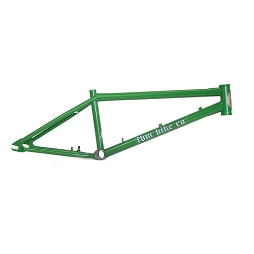 "FBM Steadfast Frame 21.25"", Tractor Green"