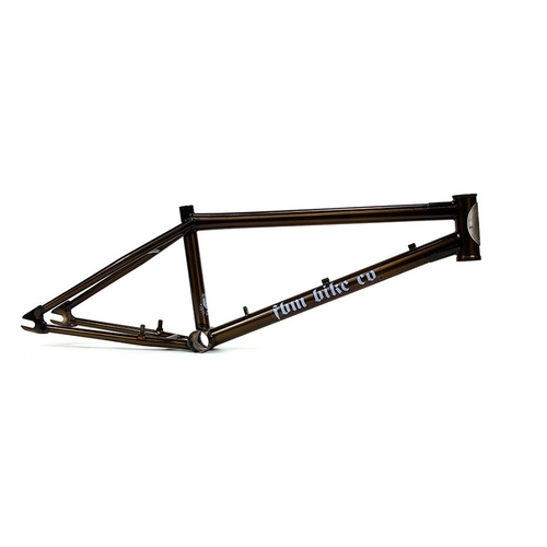 "FBM Steadfast Frame 21.25"", Trans Brown"
