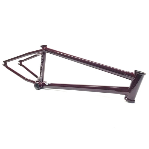 "Stranger Ballast Frame 20.75"", Michael Harkous Cherry Red *Sale Item*"