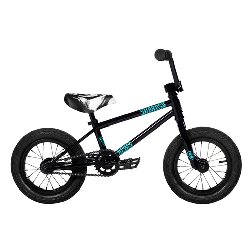 "Subrosa 2019 Altus 12"" Complete Bike Gloss Black"