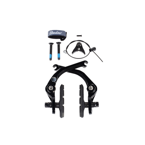 Shadow Sano V2 Featherweight Brakes, Black
