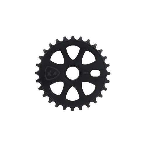 Subrosa Petal Sprocket, 25t Black