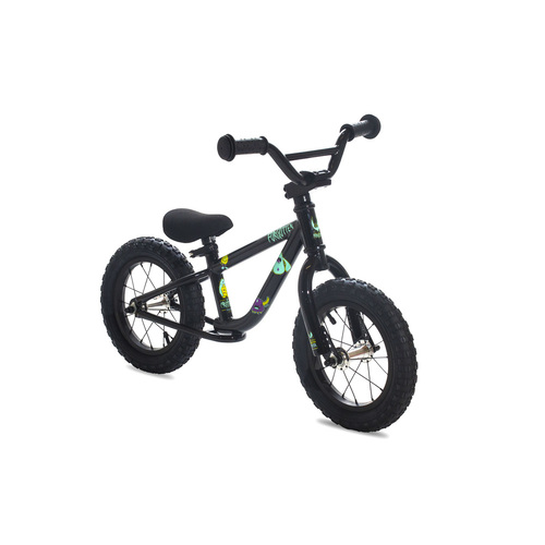 Forgotten 2019 Critter Balance Bike, Gloss Black