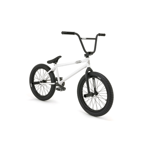 "Fly 2019 Sion Complete Bike, 21""TT LHD, Gloss Pearl White"