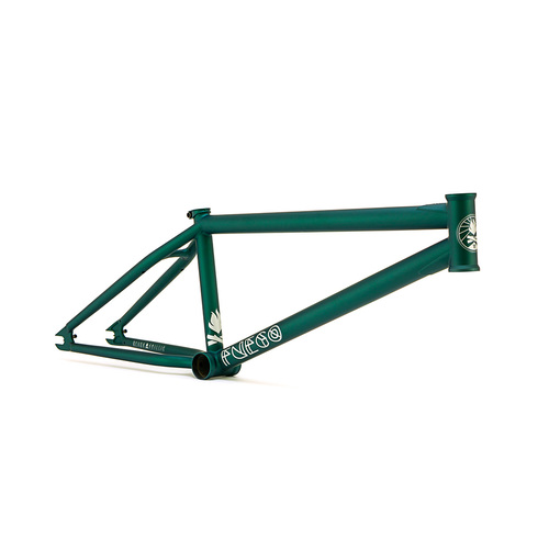 "Fly Fuego 6 Frame, 21"" Flat Dark Green"