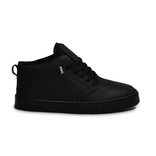 Bone Deth x Fade Shoe, Black Size 9