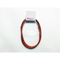 Fly Manual Brake Cable, Rubber *Sale Item*