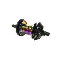 Primo Freemix Freecoaster Hub and Guards, Oil Slick.