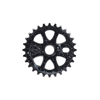Subrosa Petal Sprocket, 25t Cosmic Black