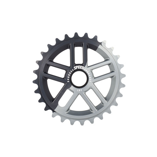 Subrosa Speed Sprocket, Raider Fade 25T