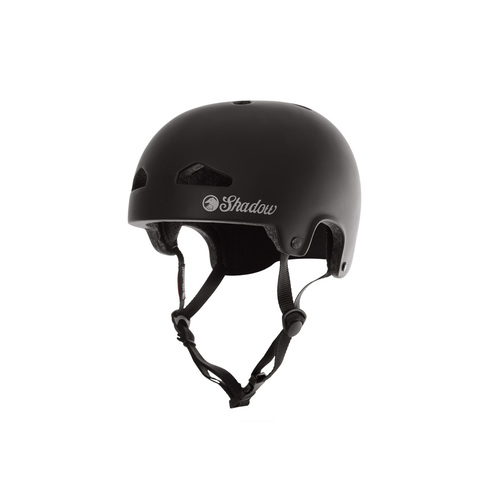 Shadow Featherweight Helmet, Matte Black, S/M